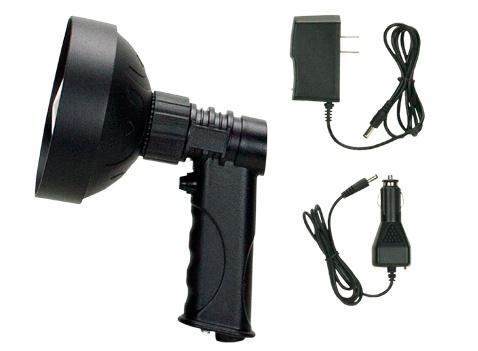PAR 36 Handheld LED Spotlights, Rechargeable