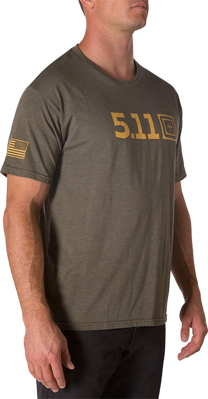 5.11 TACTICAL 5.11 Men's Legacy Pop SS Shirt