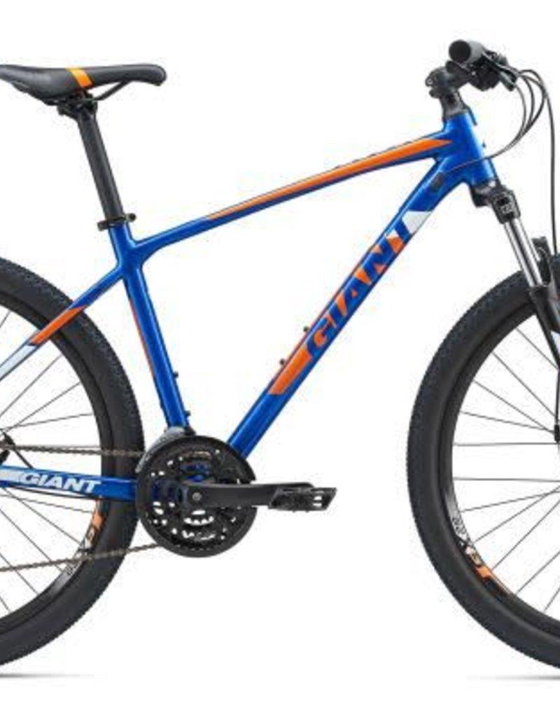 Atx 27 5 2 M Electric Blue Orange White Bulldog Bikes And Floats