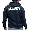 MASH Bolt Pullover Hoodie Navy Blue