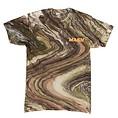 MASH Shop T-Shirt Camo Marble