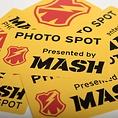MASH PHOTO SPOT Sticker Pack