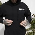 MASH Earth Hoodie Black