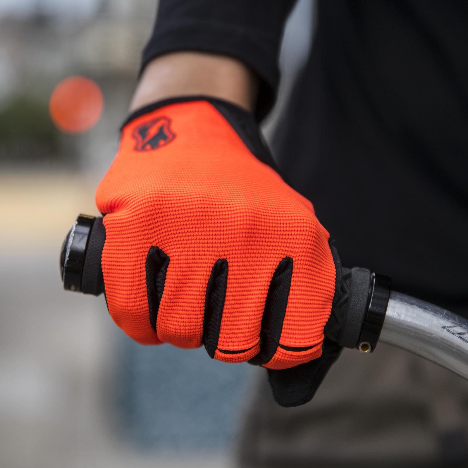 MASH NEON ORANGE DND Gloves
