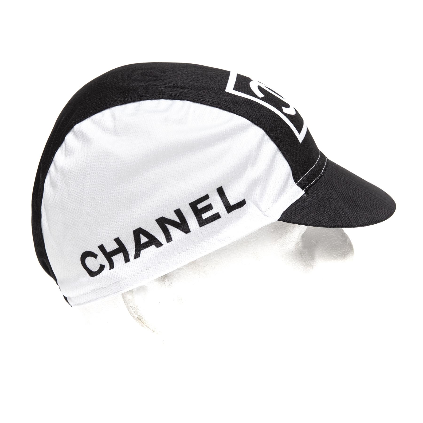 CHANEL Cycling Cap