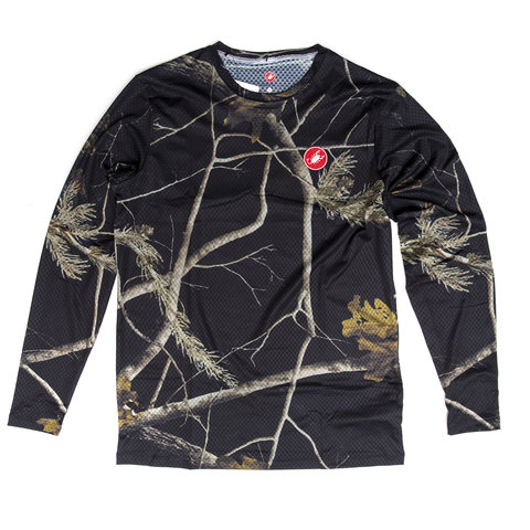 MASH Tech Longsleeve Night Camo