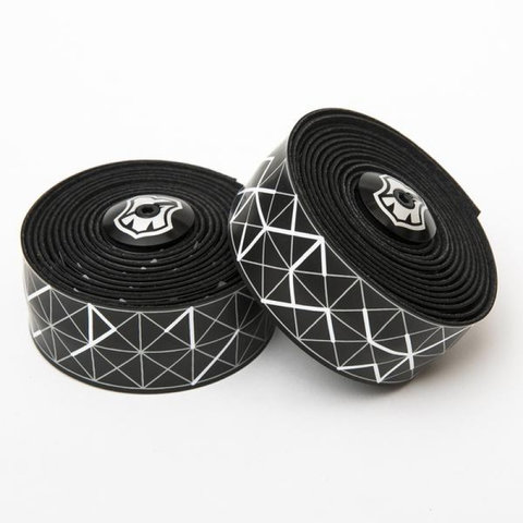 MASH X-Grid Bar Tape Black