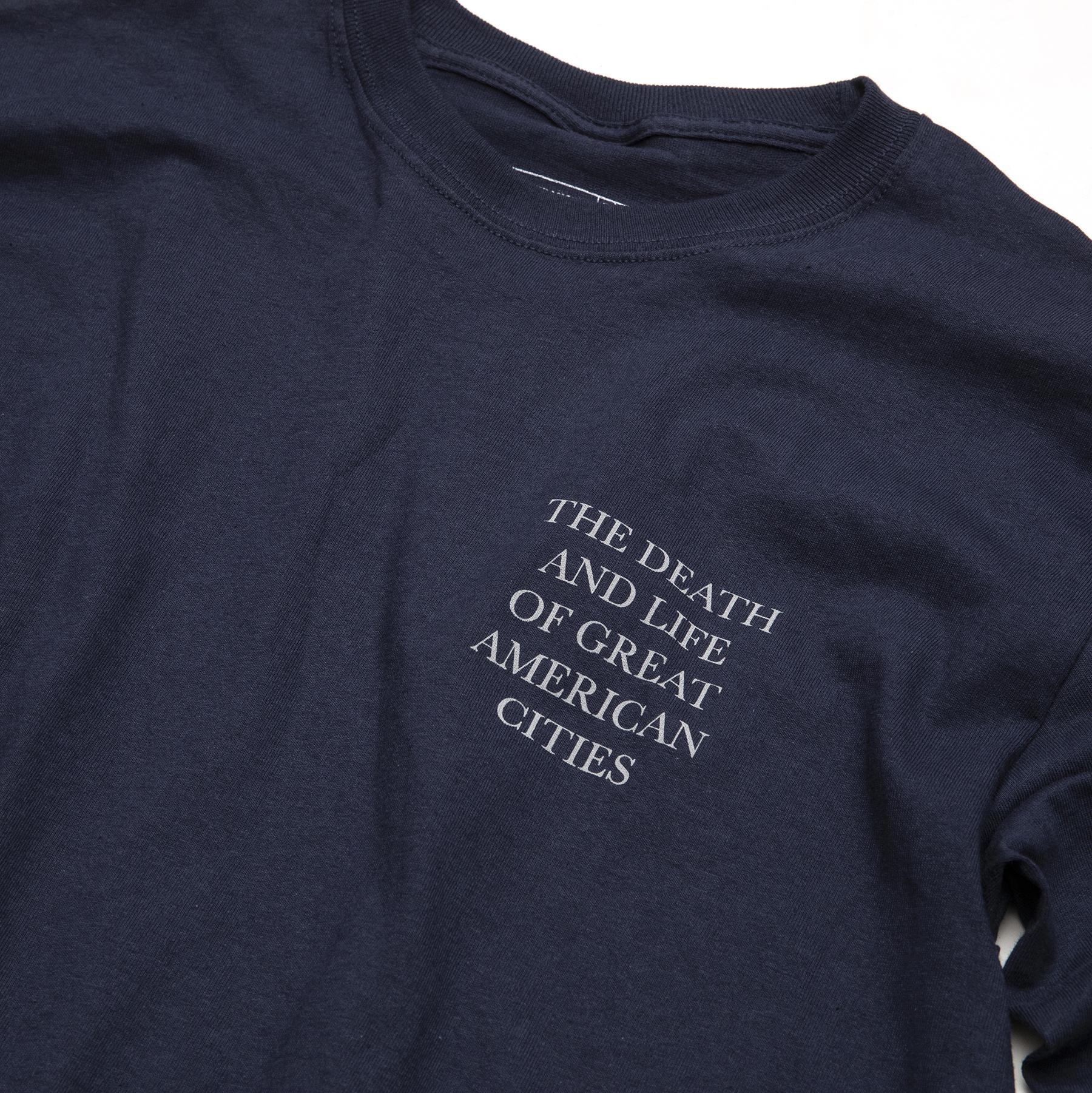 MASH Death Cities Long Sleeve Shirt