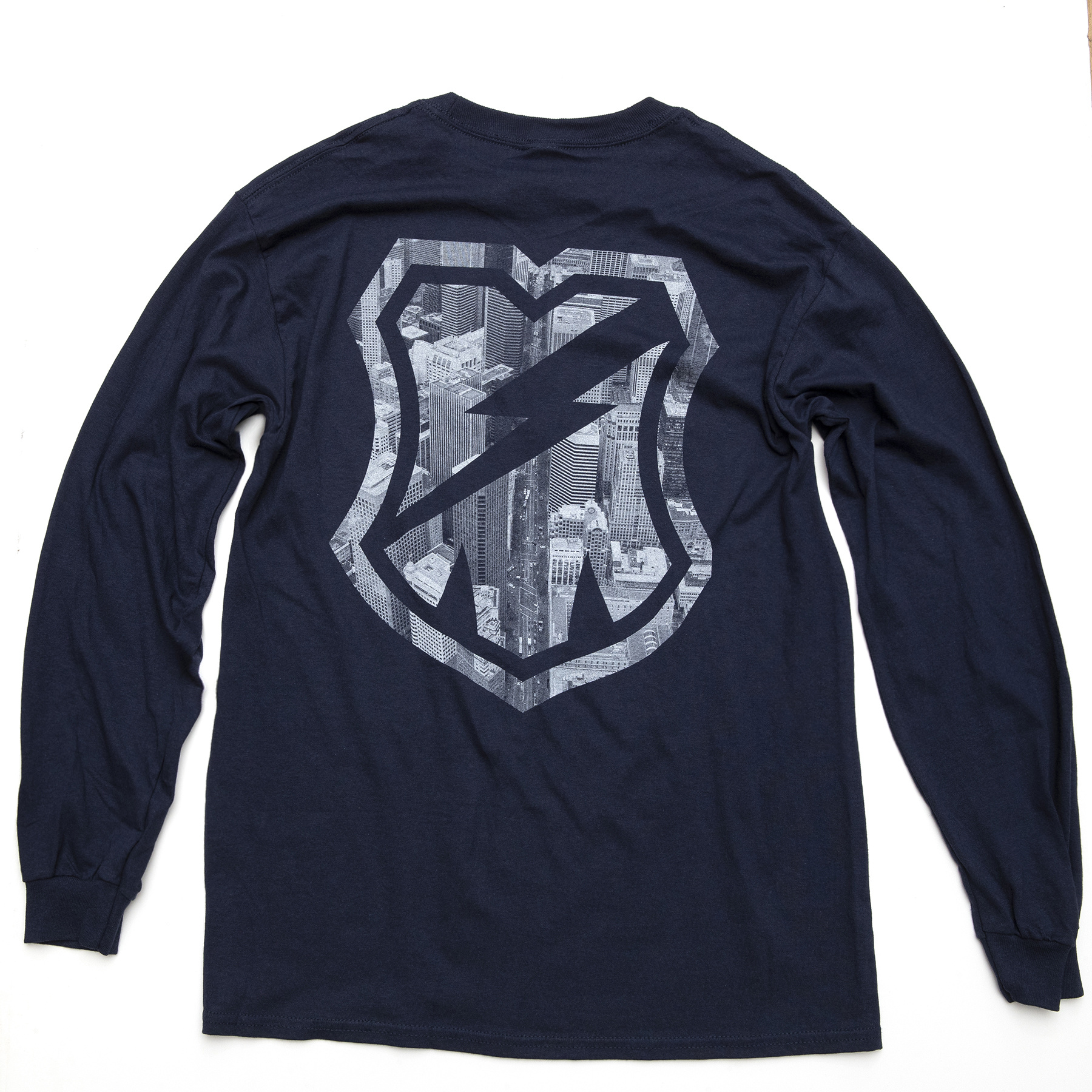 MASH Death Cities Long Sleeve Shirt Two Colors