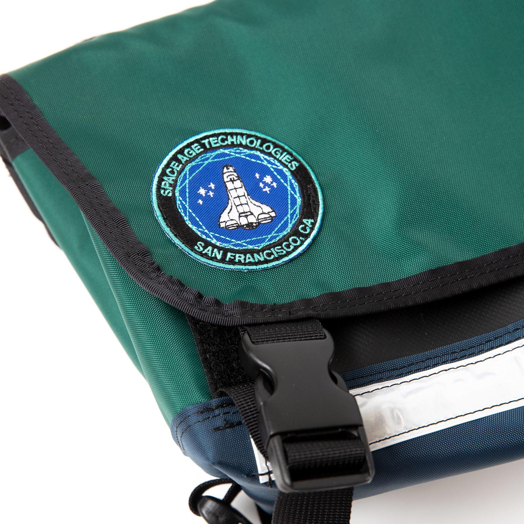 Space Age Mini Sling Bag Night Camo