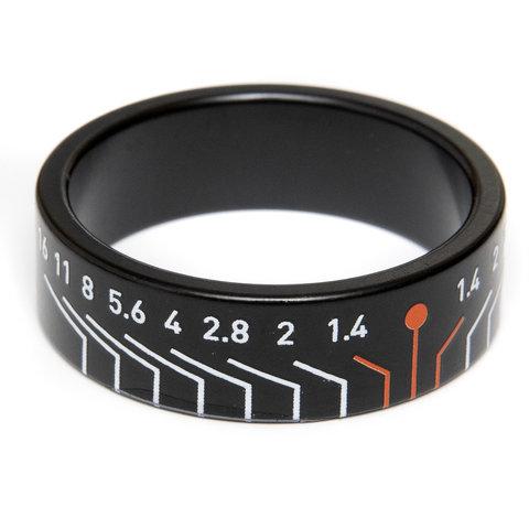 MASH Lens Spacer 10MM Black