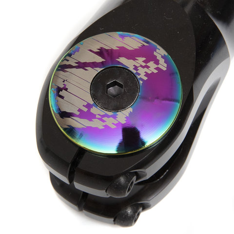 MASH Glitch Top Cap Oil Slick