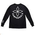 Campy Long Sleeve Shirt Black