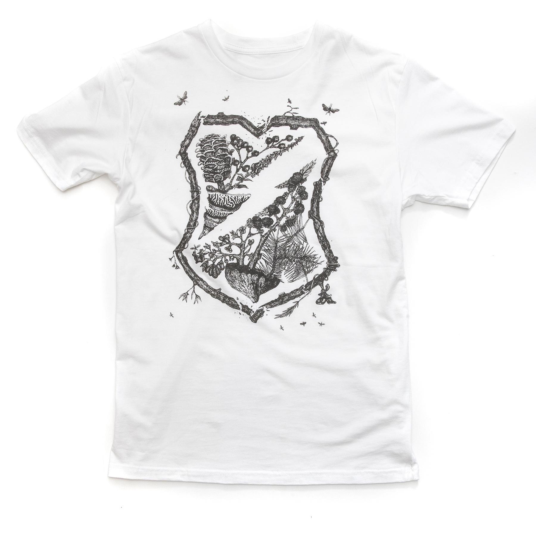 MASH CCC Shirt White