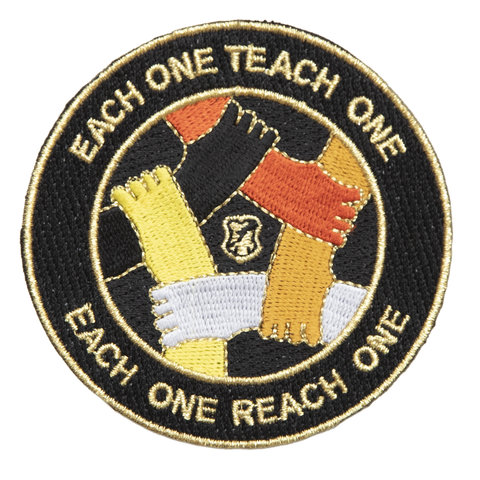 EACH ONE TEACH ONE Patch