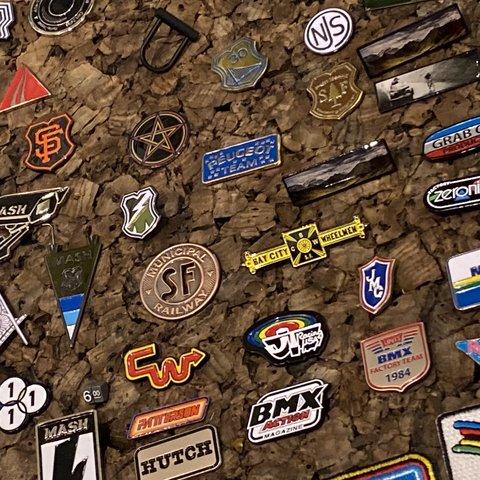 MASH Mystery Pin