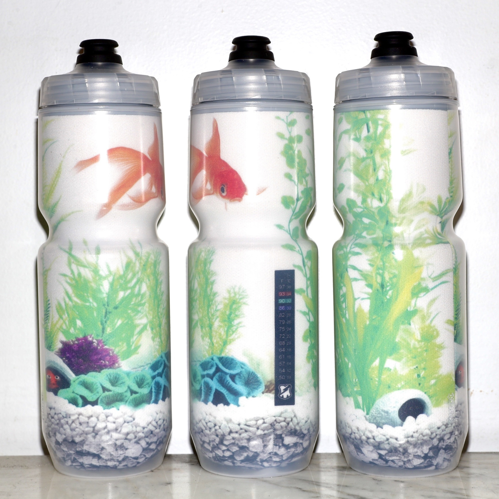 MASH Fish tank 26oz Thermal Bottle