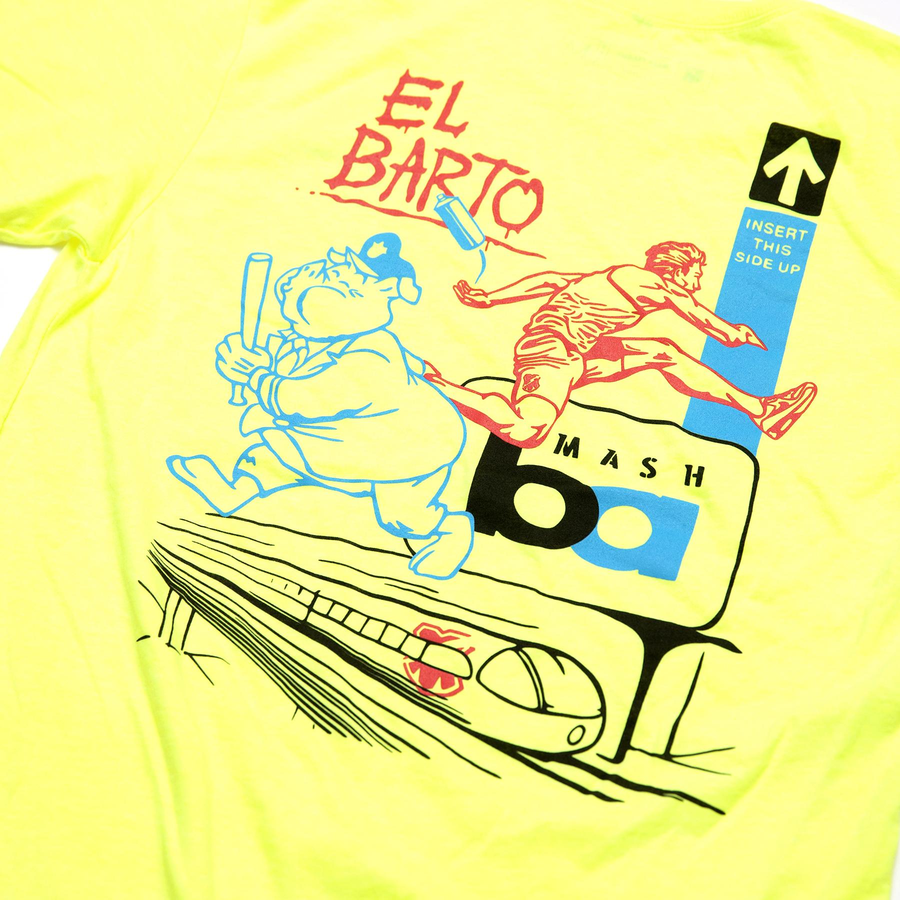 MASH El Barto T-Shirt