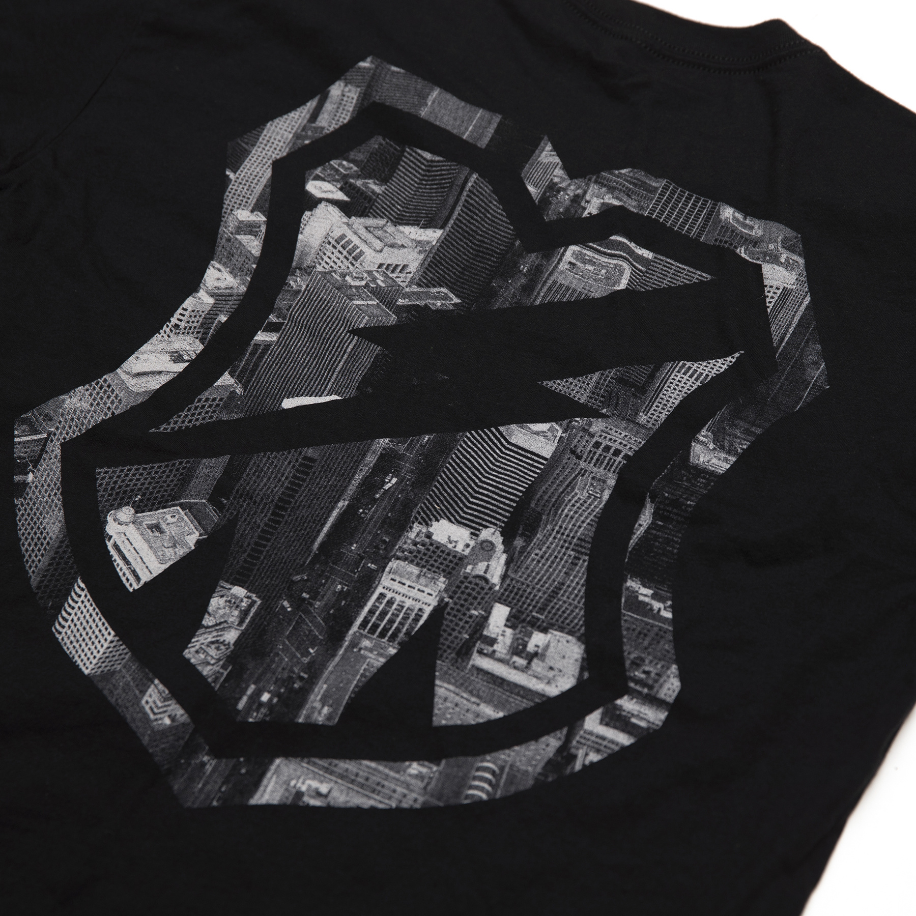MASH Death Cities T-Shirt Black