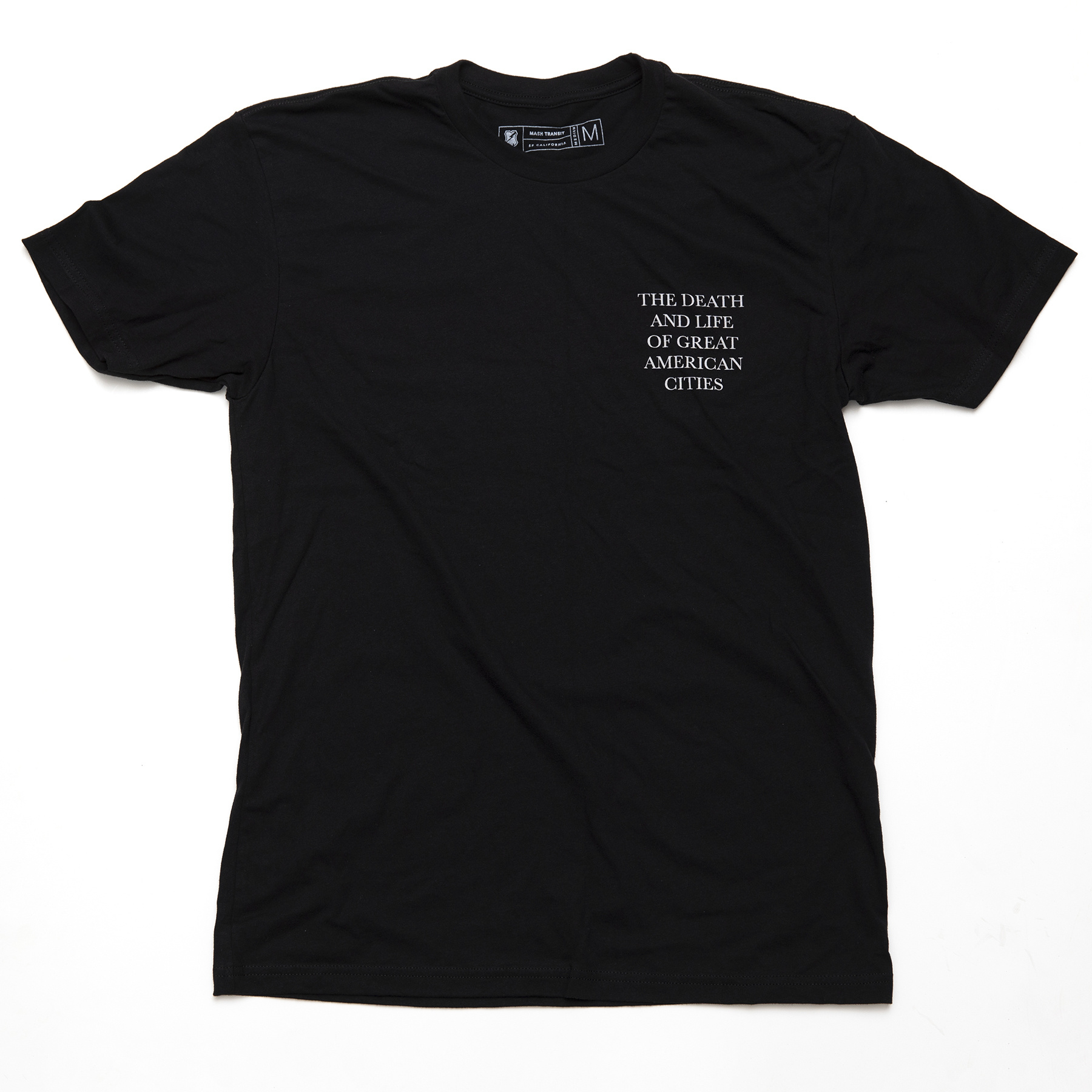 MASH Death Cities T-Shirt Black