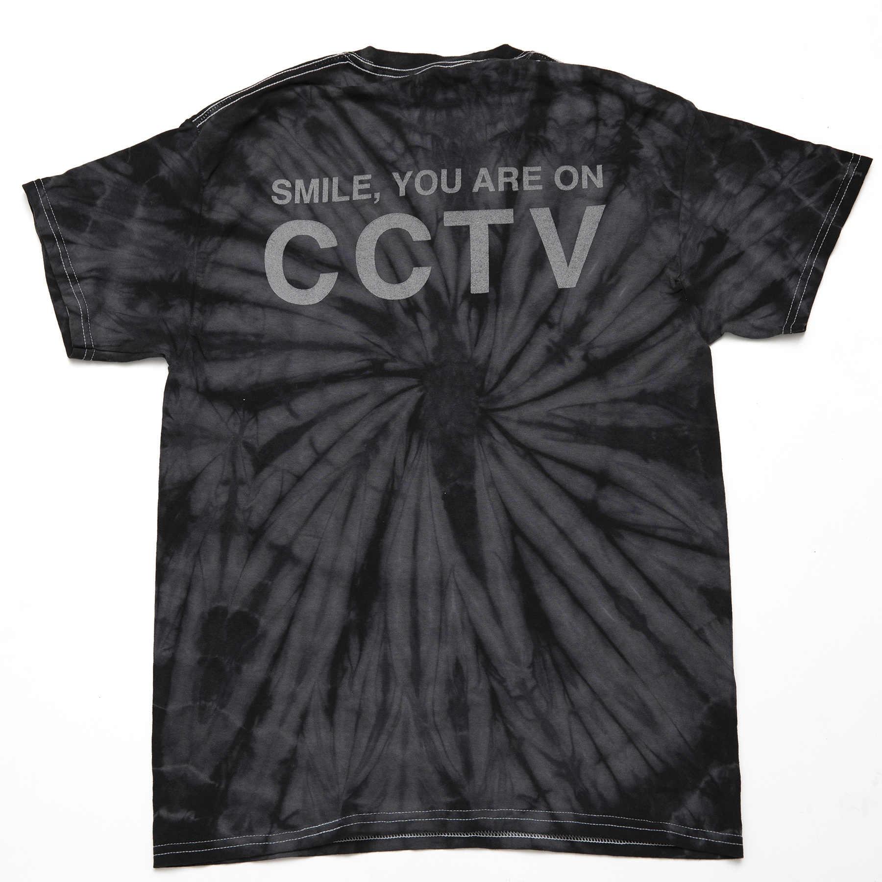 CCTV T-Shirt Spider Dyed