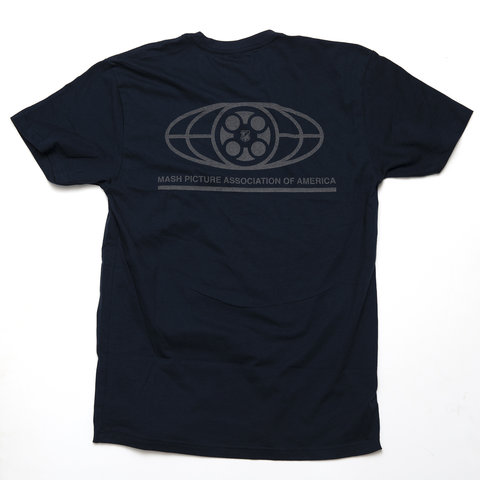 MPA T-Shirt Navy Reflective