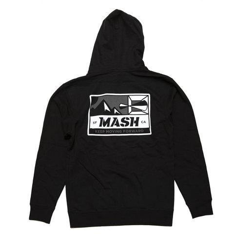 MASH Optic Hoodie Black/Reflective