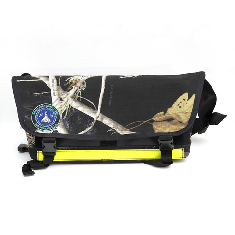 Space Age Mini Sling Bag Night Camo