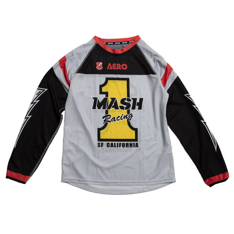 MASH Racing LS Shirt