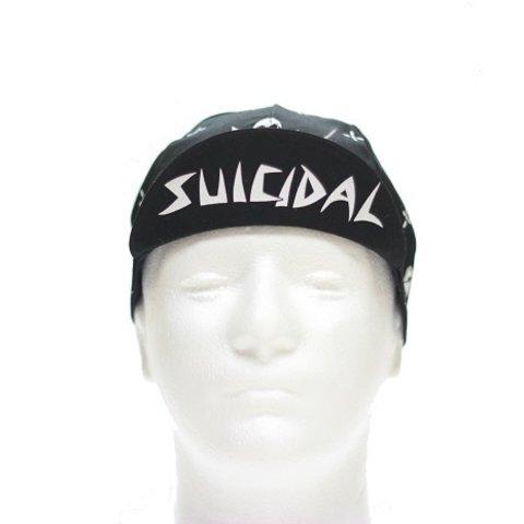 Suicidal Tendencies Cycling Cap Black