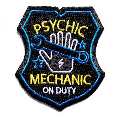 MASH Psychic Patch