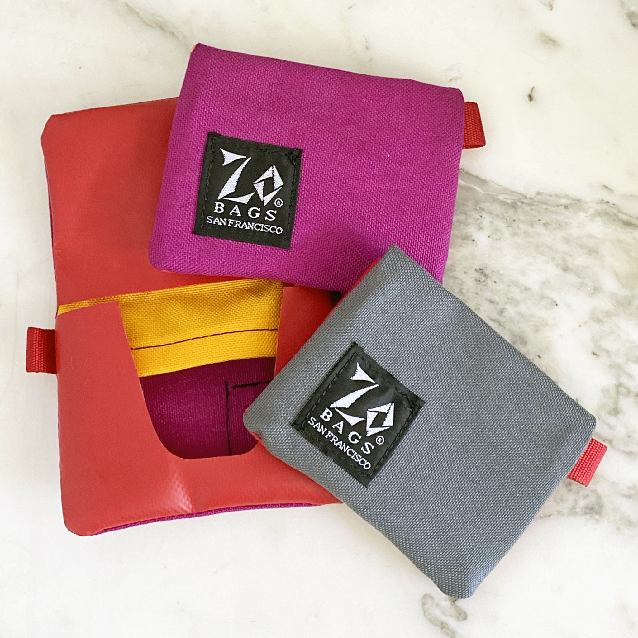 Zo Wallet - Assorted Colors