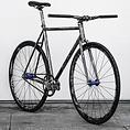 Ko Engraved MASH Steel Bike Size 55TT