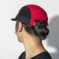 MASH FOLDABLE HAT Black Tan Red