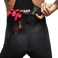 MASH Cargo Bib Black