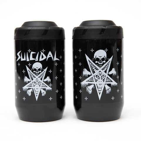 Suicidal Keg Black