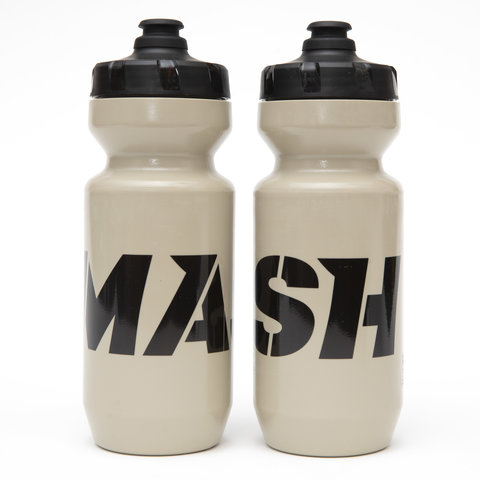 MASH WORDMARK 22 OZ Purist Bottle Two Colors