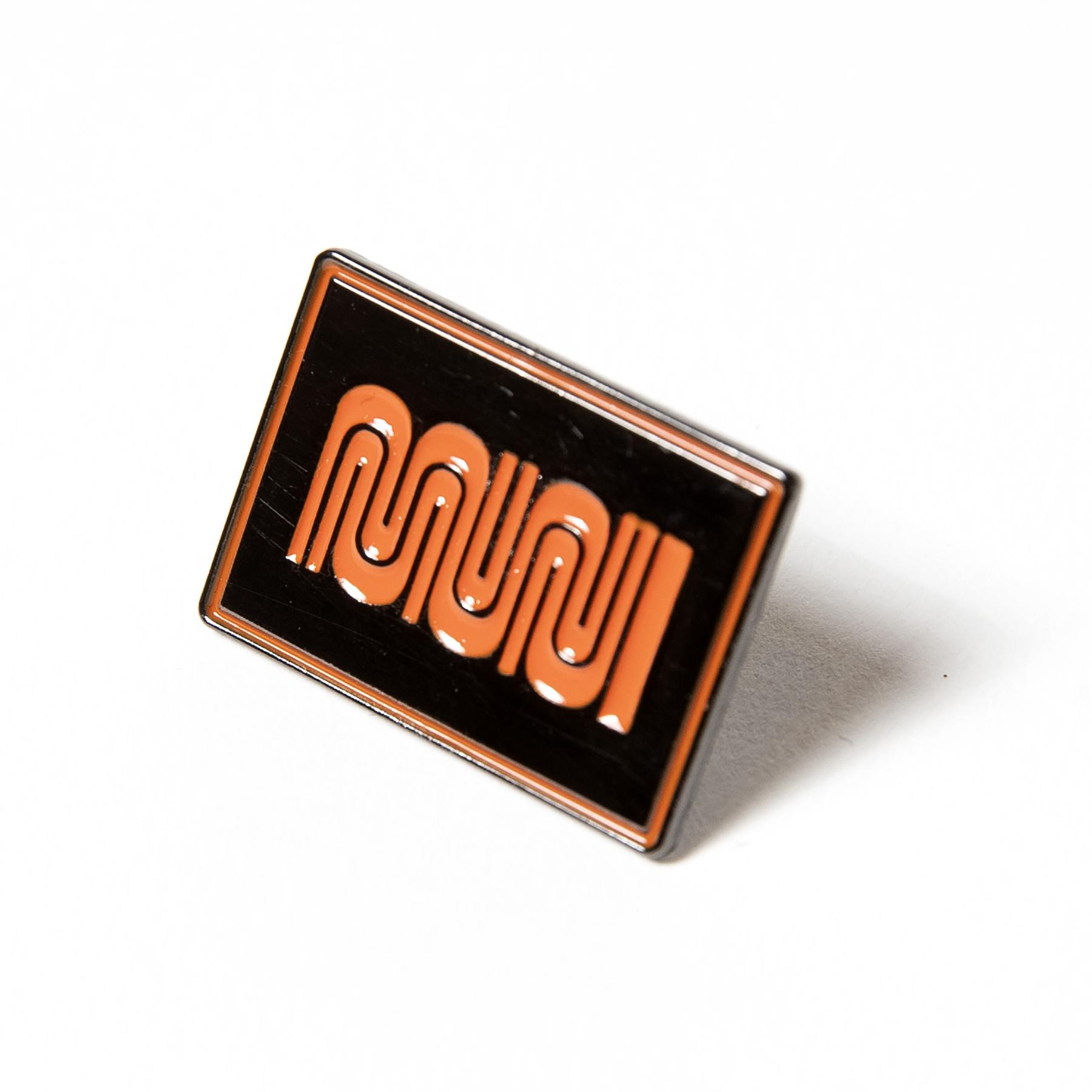 MUNI Logo Pin