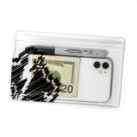 MASH Glitch Jersey Wallet