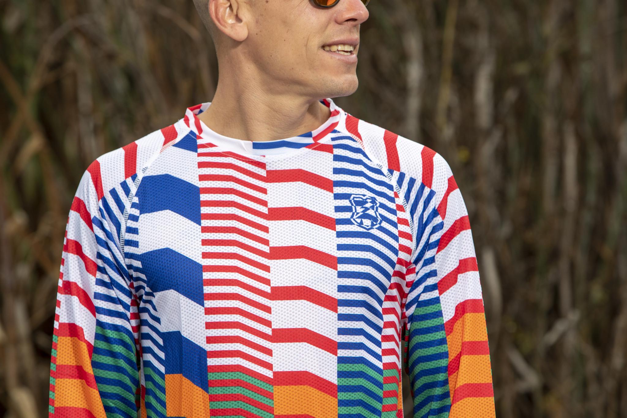 MASH  Stripe Jersey L/S
