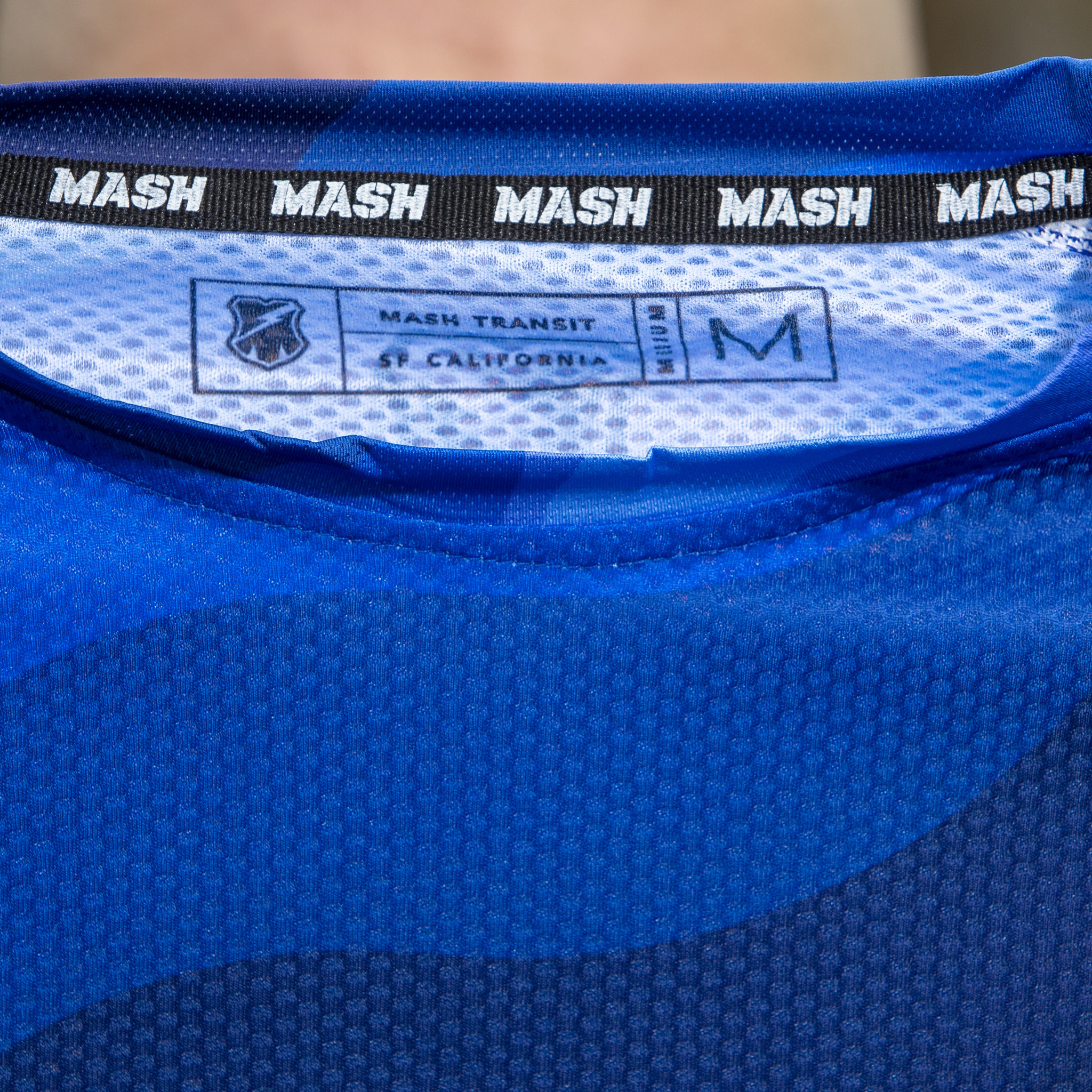 MASH VP Tech Short-Sleeve