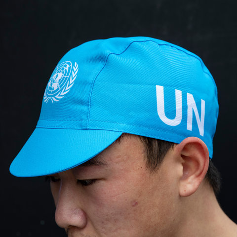 MASH United Cycling Cap U.N. Blue