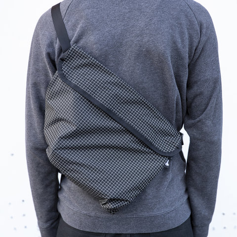 MASH Space Age Musette Sling Bag