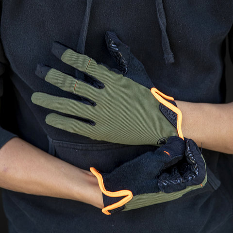 MASH DND Gloves Pine Green