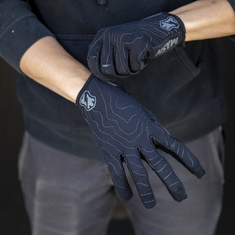 MASH Topo DND Gloves Black