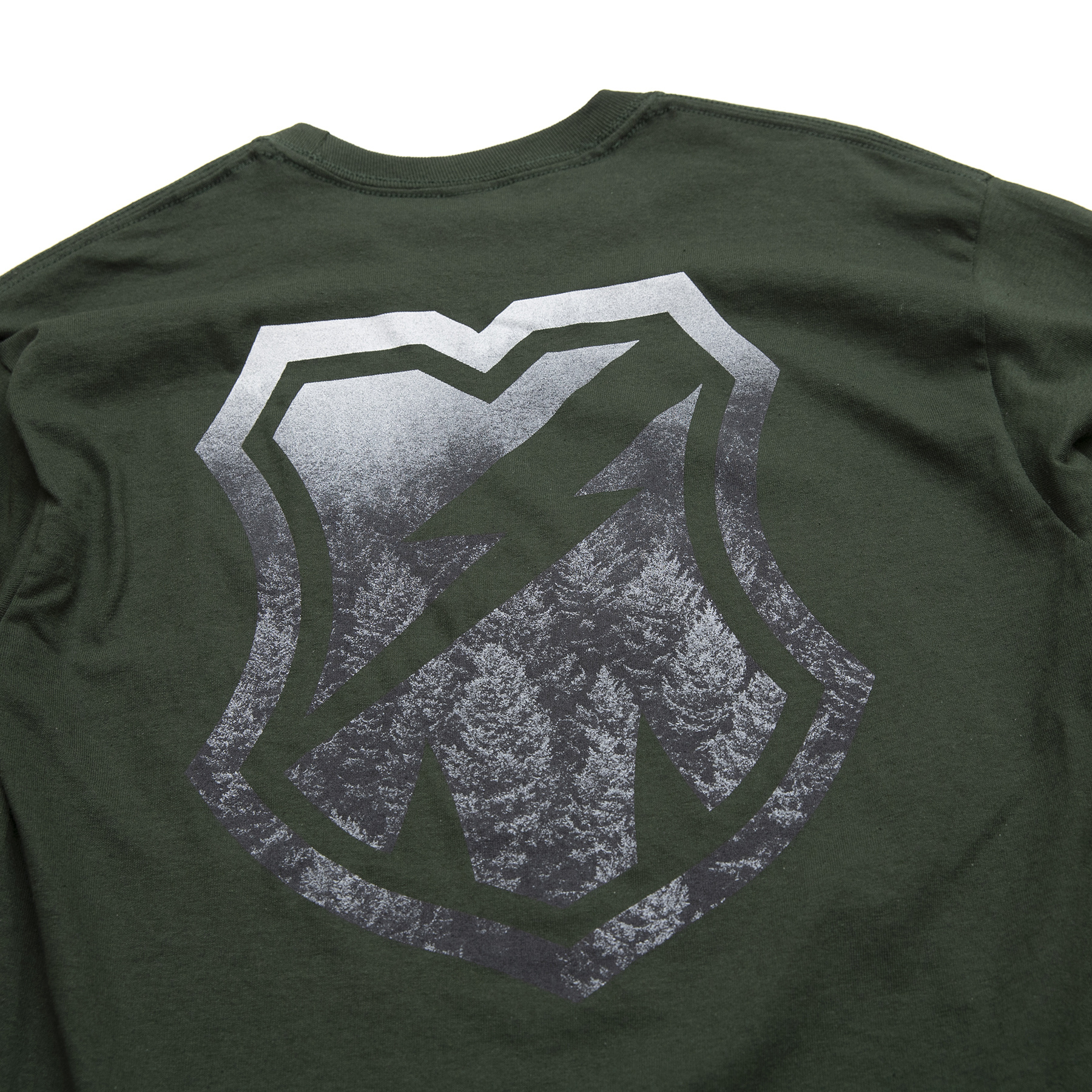 MASH Forest Shield Long Sleeve Green