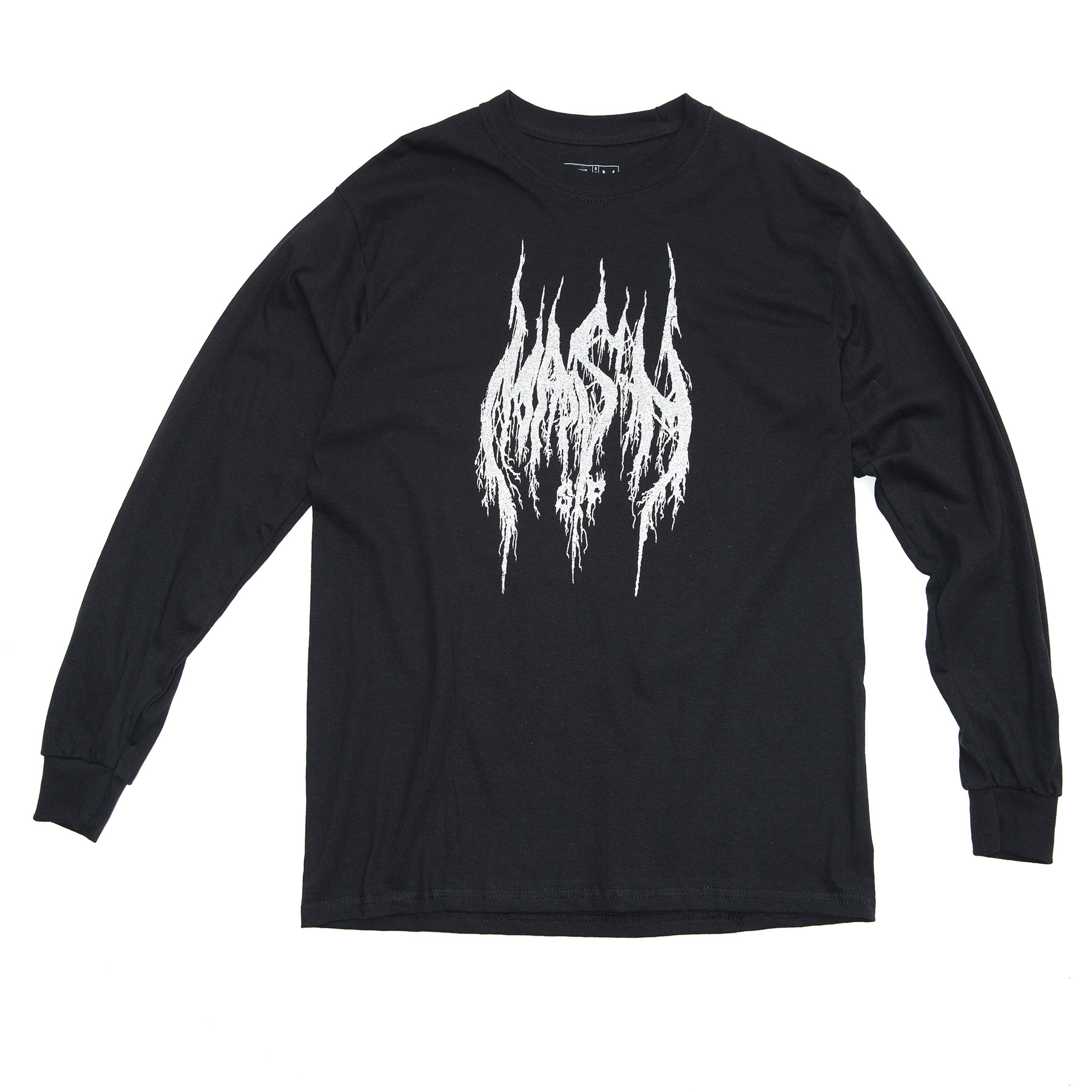 MASH Metal Long Sleeve Black with Reflective