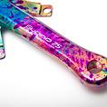 MASH X Sugino 75 Rainbow Crank Arms