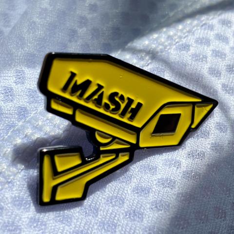 MASH CCTV Pin