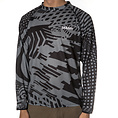 MASH Noise L/S Jersey Grayscale